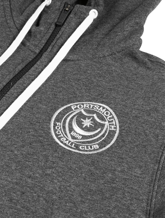 Picture of TEAM CLUB 19 FZ HOODIE - ADULT