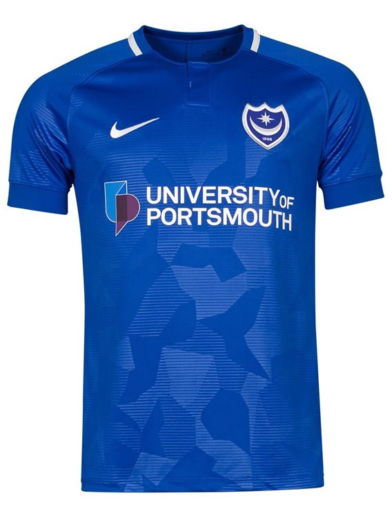 aa0b23f0513 S/S HOME JSY 18-19 - ADULT - Portsmouth FC Online Store