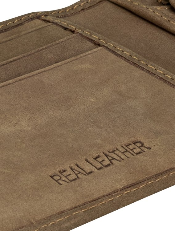 Picture of LEATHER HUNTER WALLET