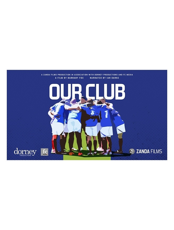 Picture of OUR CLUB DVD