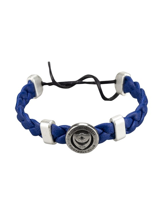 Picture of CREST SLIDER BRACELET